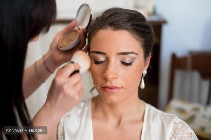 Questo make up sposa: promosso o bocciato? 1