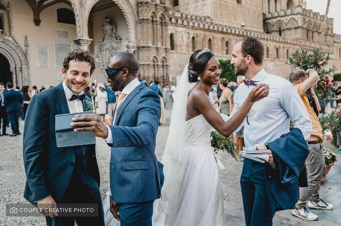 Trivial Wedding: il risultato 1