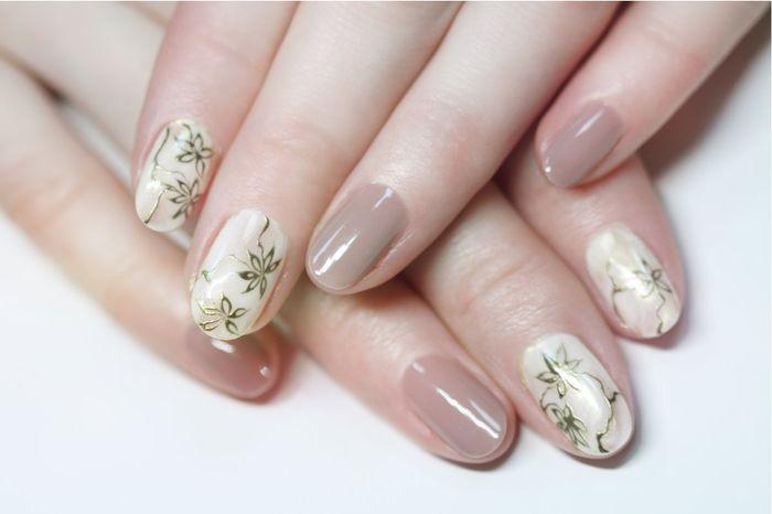 Mai e poi mai: le unghie sposa 3