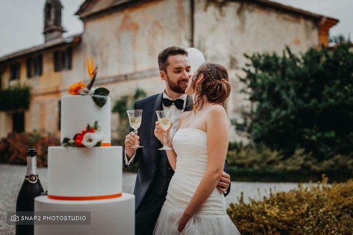 Lo stile che hai scelto per le tue nozze è... 1