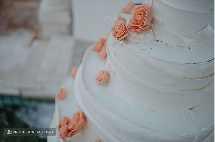 Il gusto della tua wedding cake 1