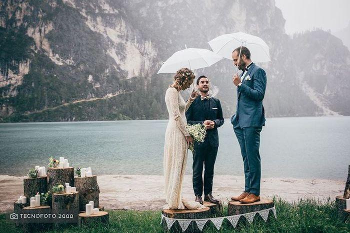 Ti sposeresti al lago? 1