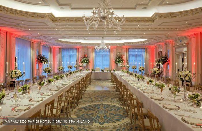 Vi piacerebbe un matrimonio in hotel? 1