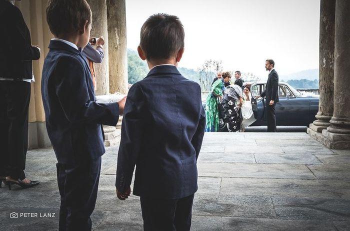 Assegnerai un ruolo speciale a un invitato bambino? 1