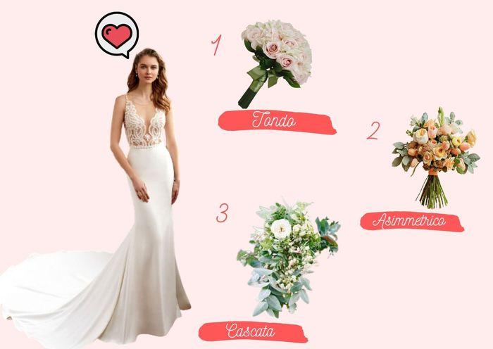 Quale bouquet sceglieresti? 1