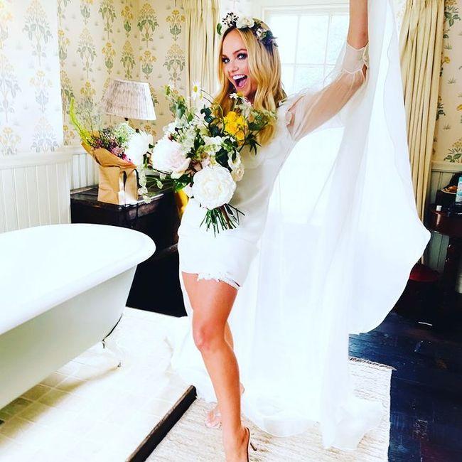 Emma Bunton ha detto Sì! 2