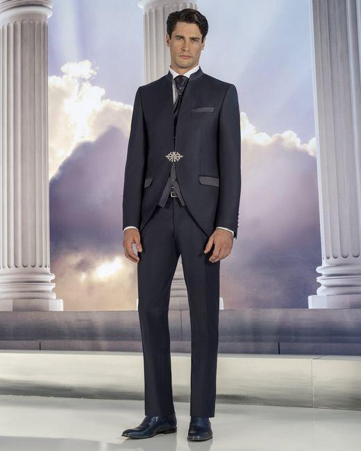 Questo vestito da sposo: lo indossereste? 1