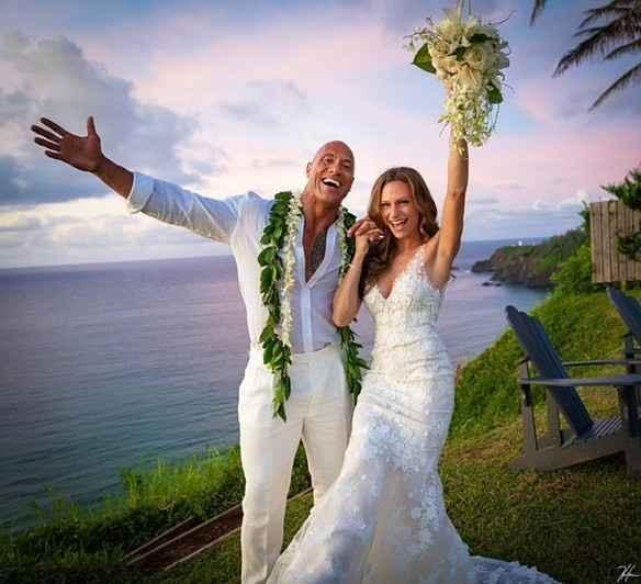 "Matrimonio a sorpresa per ""The Rock"" - 1"