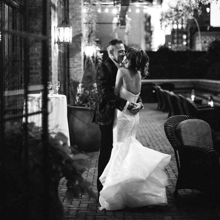 Le nozze di Jeffrey Dean Morgan e Hilarie Burton - 3
