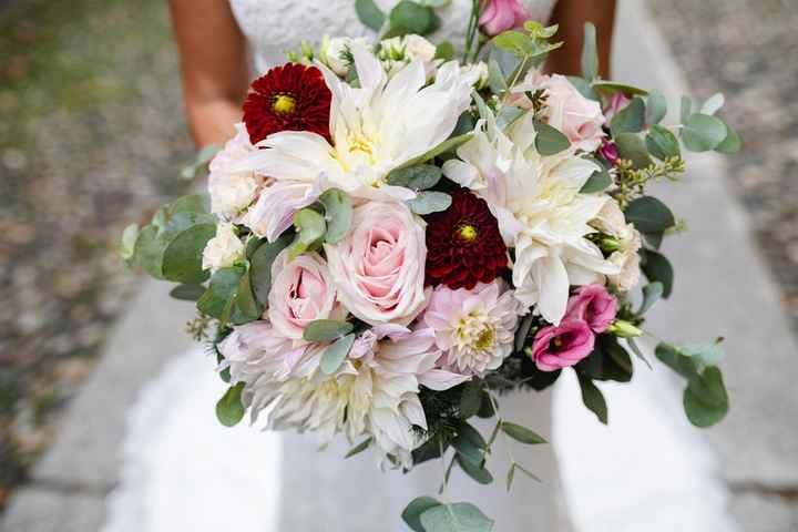 Quante tipologie di fiori avrà il tuo bouquet? - 1