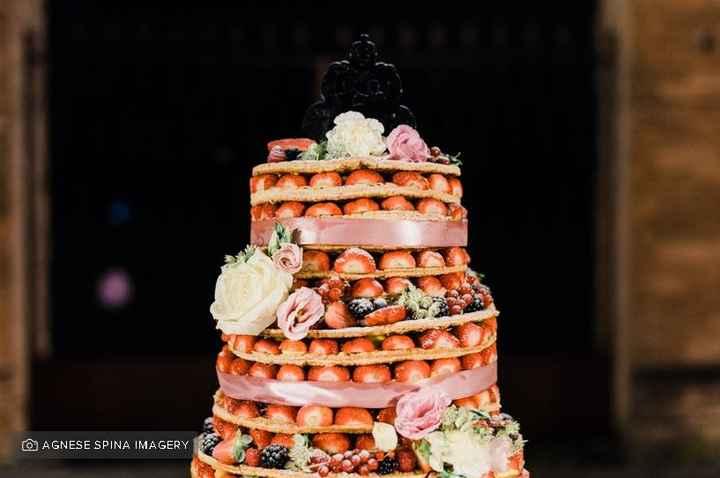 Questa torta nuziale: promossa o bocciata? - 1