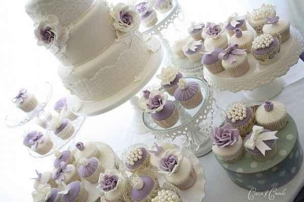 Torta e cupcakes - 4