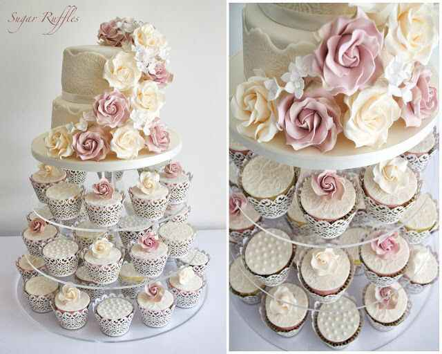 Torta e cupcakes - 5