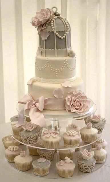 Torta e cupcakes - 6