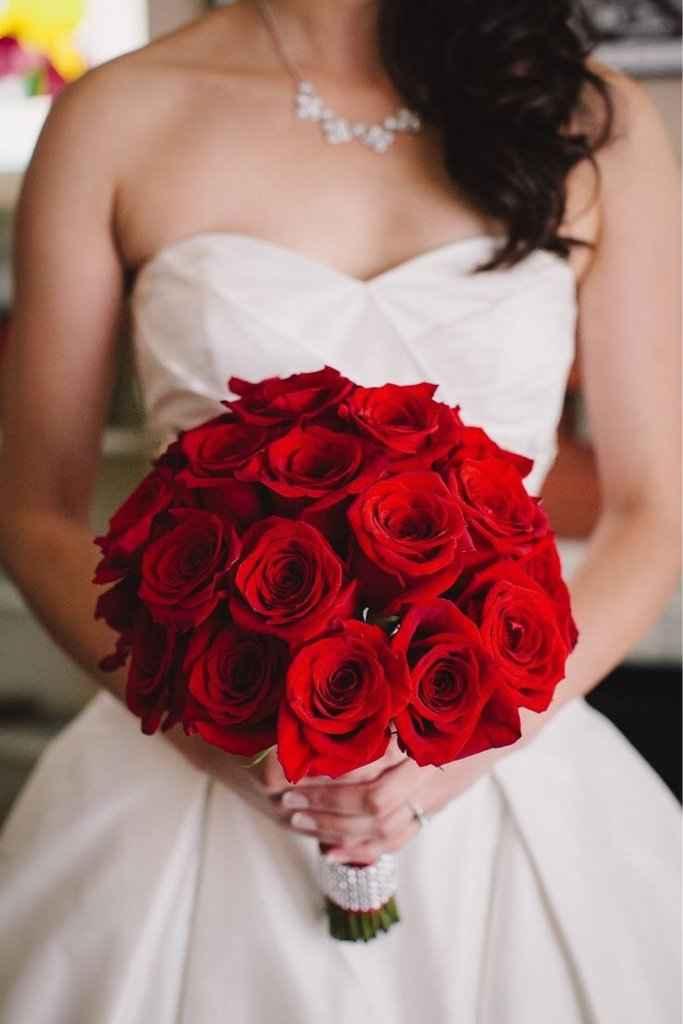 Bouquet del giorno - 1