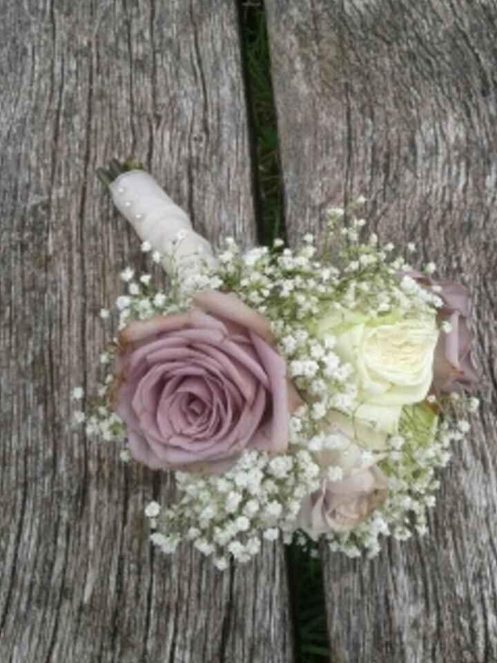Bouquet ortensie e rose inglesi in agosto? - 1