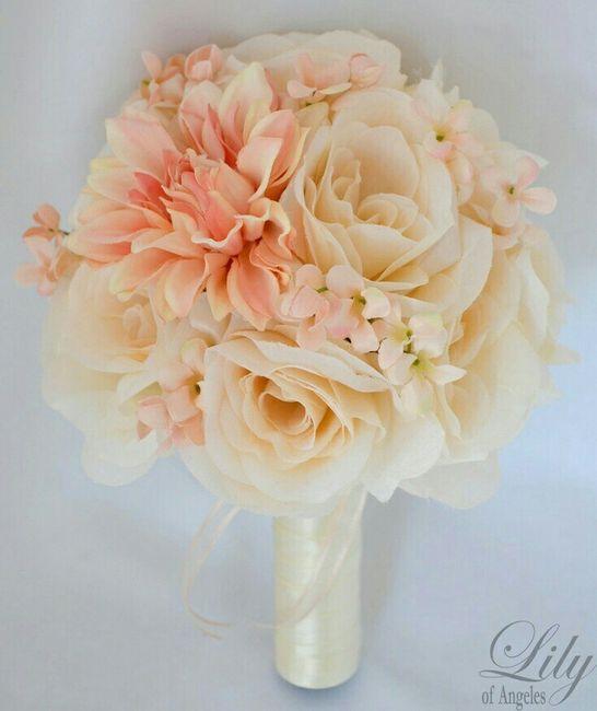 Bouquet Sposa Pesca.Bouquet Rosa Pesca Pagina 2 Organizzazione Matrimonio Forum