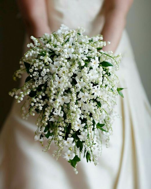 Bouquet Sposa Zagara.Bouquet Sposa Zagara