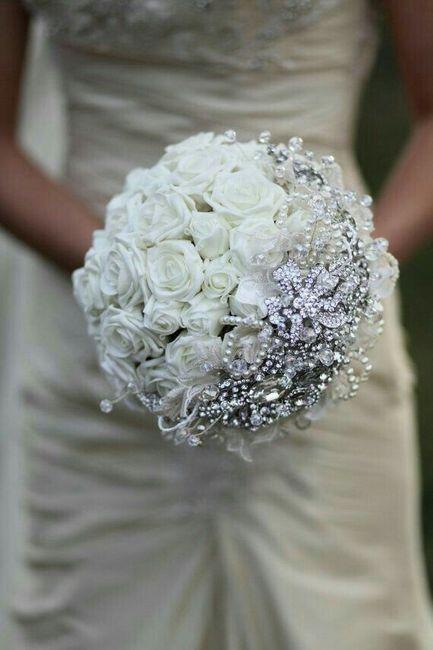 Bouquet Da Sposa Gioiello.Bouquet Gioiello Organizzazione Matrimonio Forum Matrimonio Com