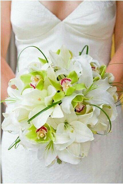 Bouquet Da Sposa Orchidee.Bouquet Di Orchidee Organizzazione Matrimonio Forum Matrimonio Com