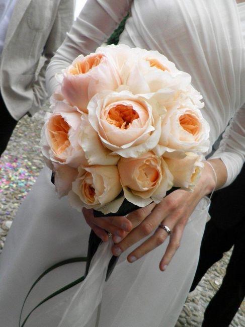 Bouquet del giorno pagina 2 organizzazione matrimonio for Rosa inglese