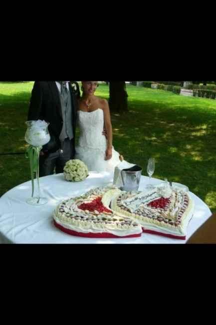 La torta nuziale!! - 1