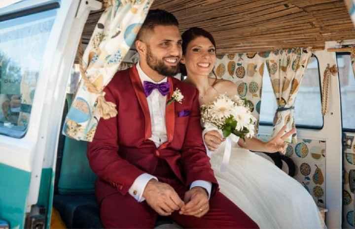 Fatemi  vedere le vostre foto  preferite del Matrimonio 😍📸 - 3