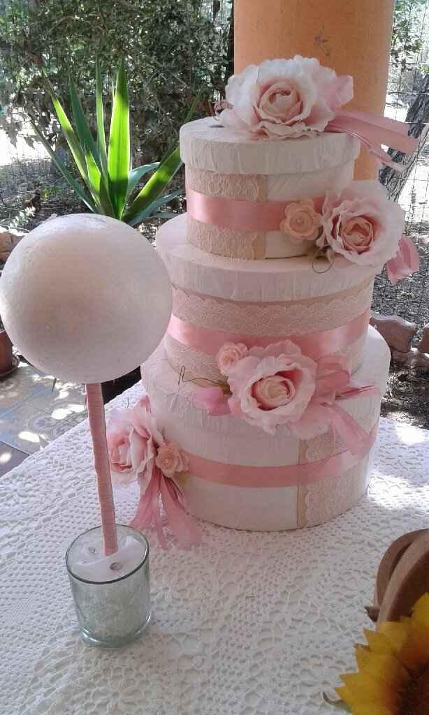 La mia torta porta buste - 1