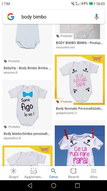 Cosa comprare per il neonato? 6