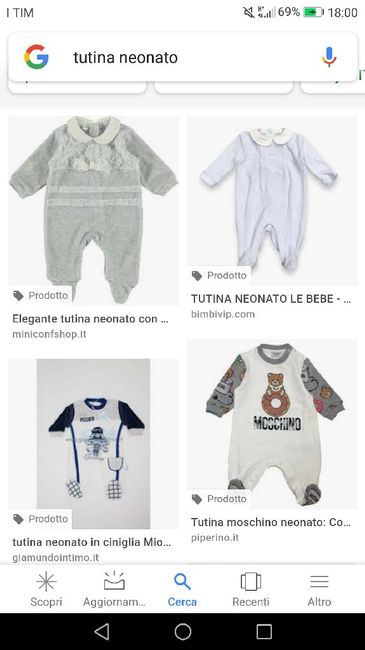 Cosa comprare per il neonato? 7