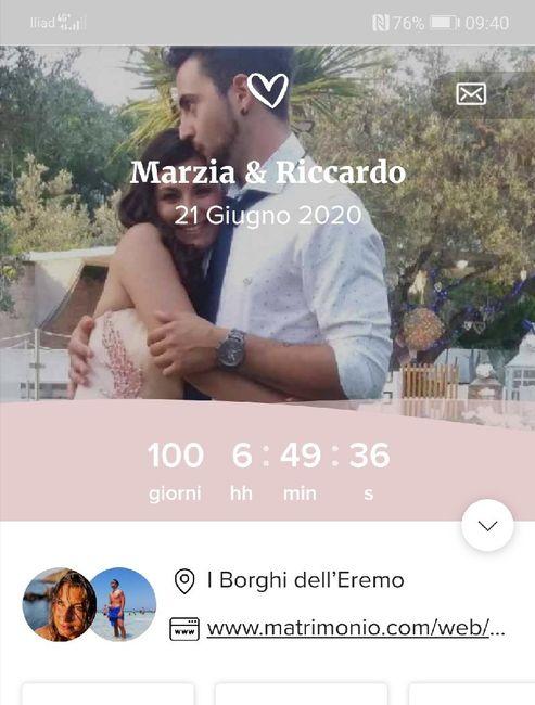Meno 100 giorni! 1