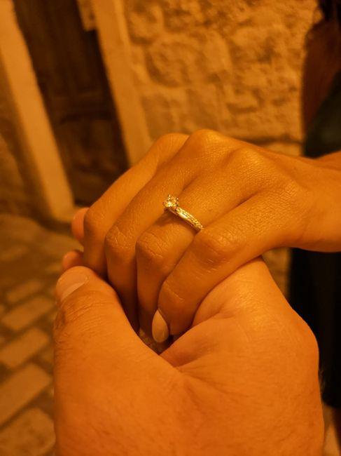 I vostri anelli di fidanzamento: vogliamo vederli! 25