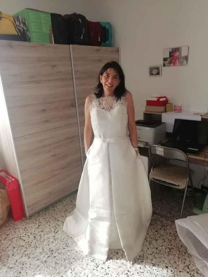 Riproviamo il nostro amato abito da sposa? ❤❤ - 1