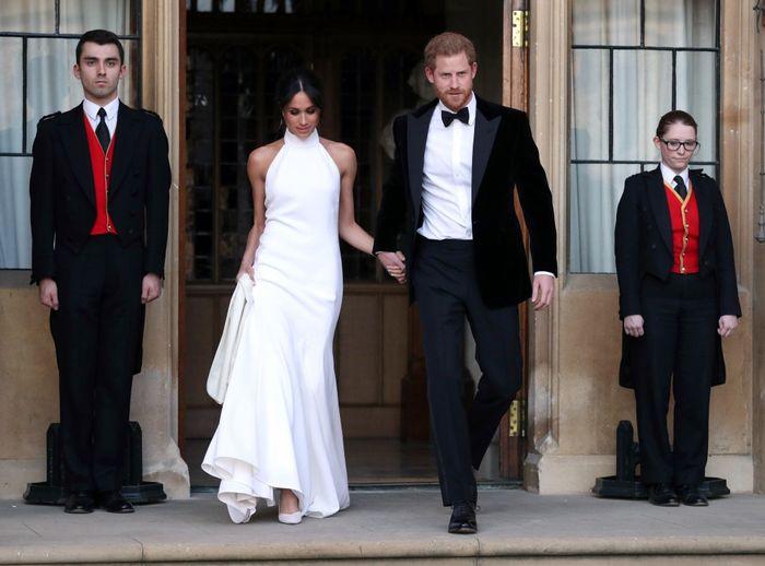 The Royal wedding - L'abito per la festa 1