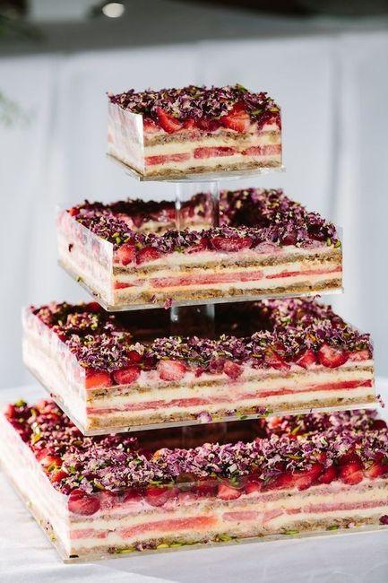 🎁 Torta nuziale: che gusti ✔️❌? 1