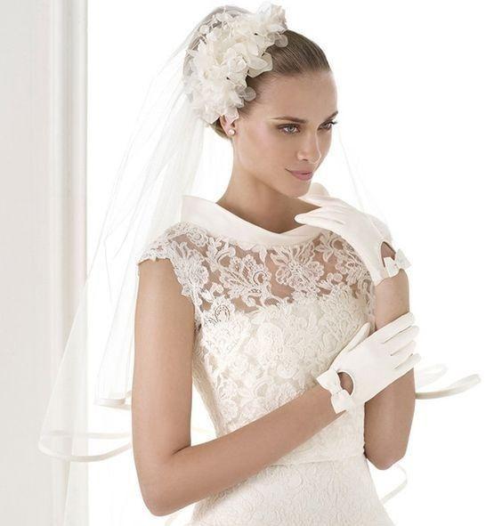 Promosso o bocciato: l'accessorio sposa 🧤 1