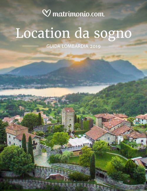 Location da sogno - Guida Lombardia 2019 1