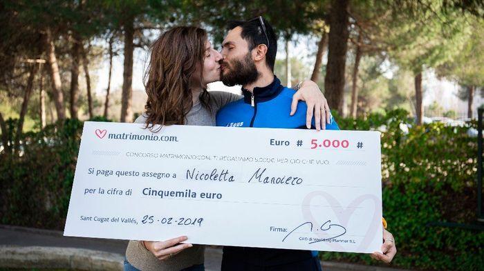 vincitori concorso Matrimonio.com