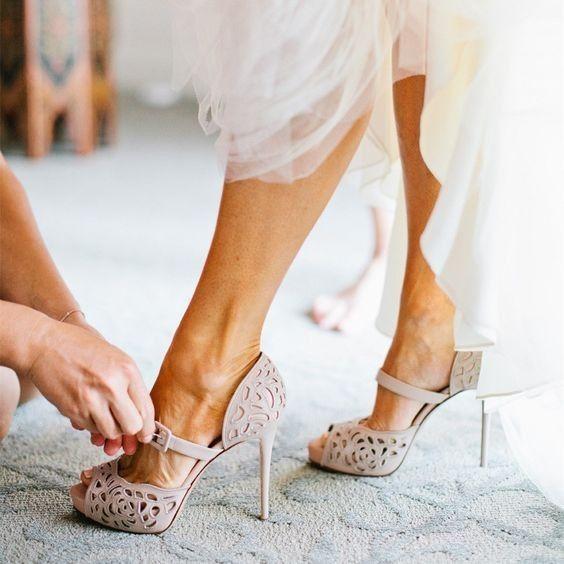 Scarpe da sposa: sandalo o open toe? 2