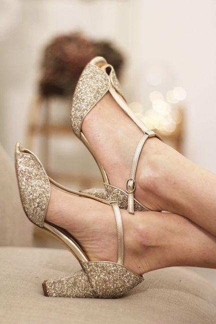 Scarpe da sposa: effetto wow o minimal? 1