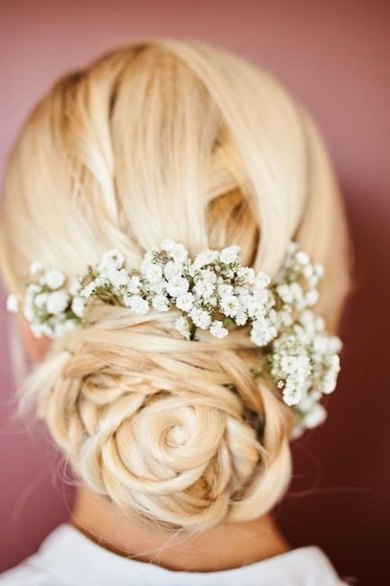 Game of Weddings – L'accessorio per capelli 1