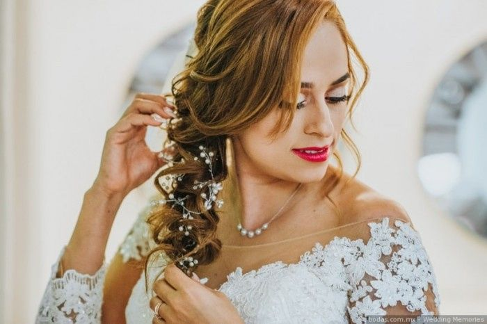 Game of Weddings – L'accessorio per capelli 3