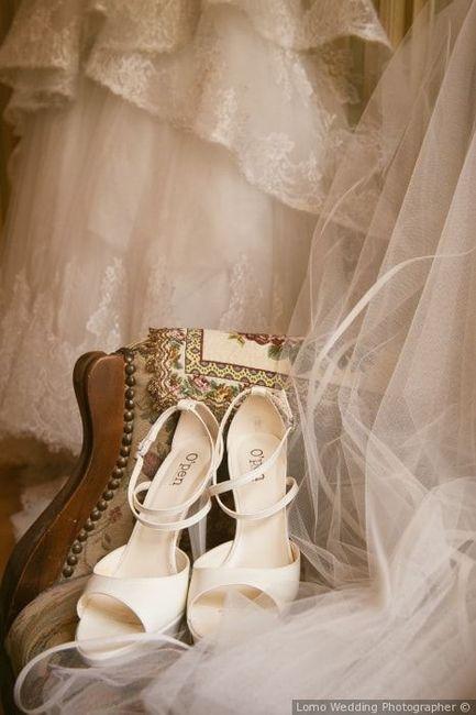 Game of Weddings – Il modello di scarpe 3