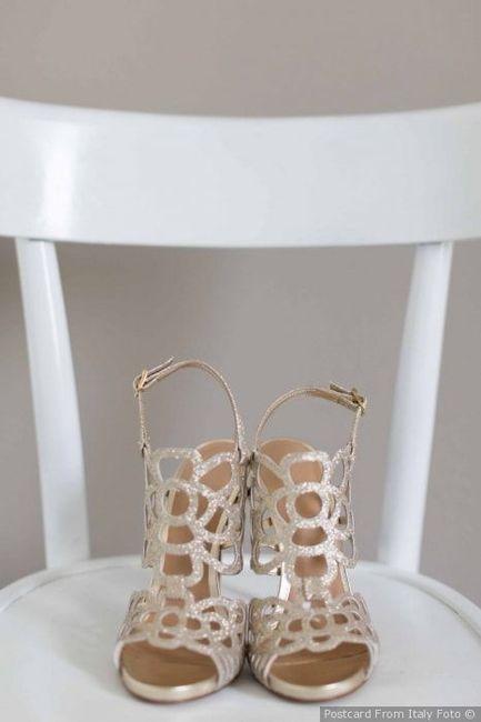 Game of Weddings – Il modello di scarpe 4