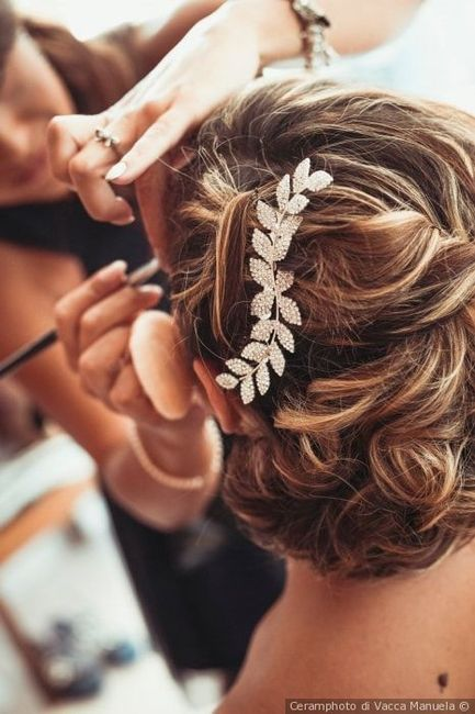 Game of Weddings – L'accessorio per capelli 4