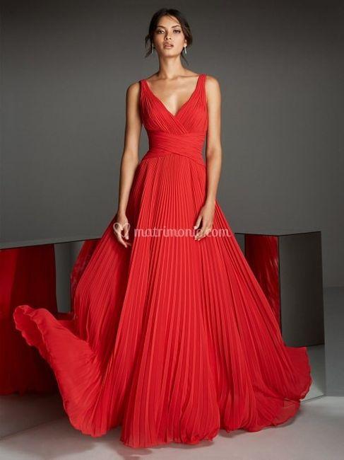 Outfit testimone di nozze donna 1