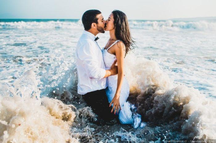 Destination wedding: la foto più romantica 3
