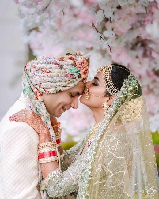 Destination wedding: la foto più romantica 6