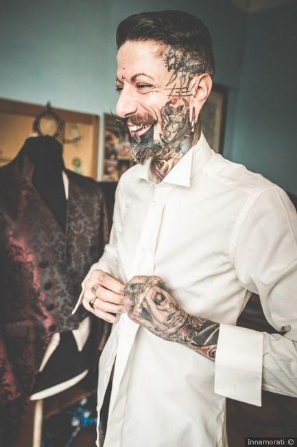 Look sposo: barba e capelli per le nozze 3