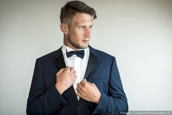 Look sposo: barba e capelli per le nozze 1